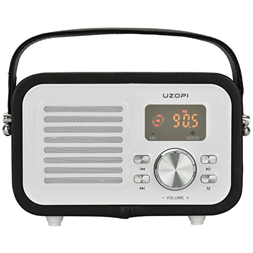 SP850 – Avantree 3-in-1 Portable FM Radio with Bluetooth Speaker and