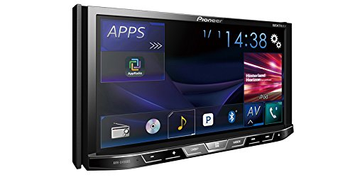 19532 pioneer avh x490bs double din bluetooth in dash dvd cd am fm car  at soozxer.org