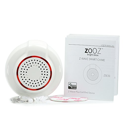 Z Wave Plus Rare Earth Magnets Door Amp Window Sensor White