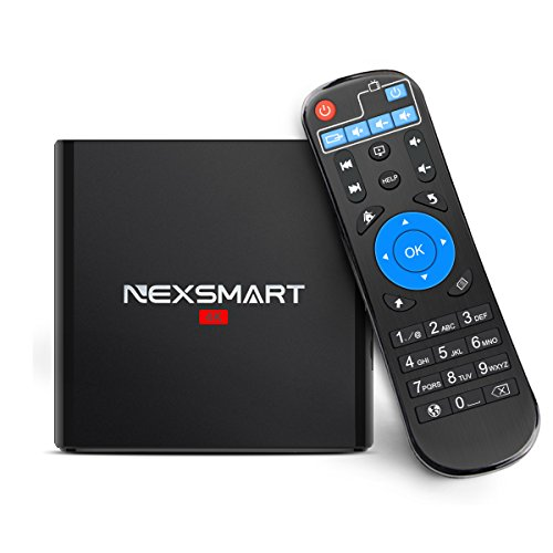 NEXBOX A95X Pro 1GB 8GB Android 6 0 TV Box S905X Quad-Core
