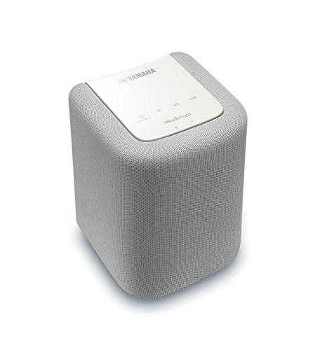 Yamaha Music Cast Audio Component Amplifier Dark Silver WXA