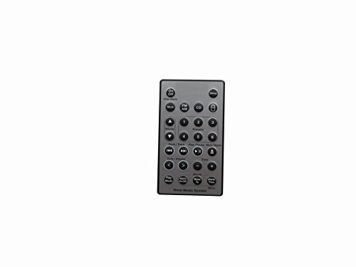 New Replacement Remote Control for Bose Wave Music Radio/CD