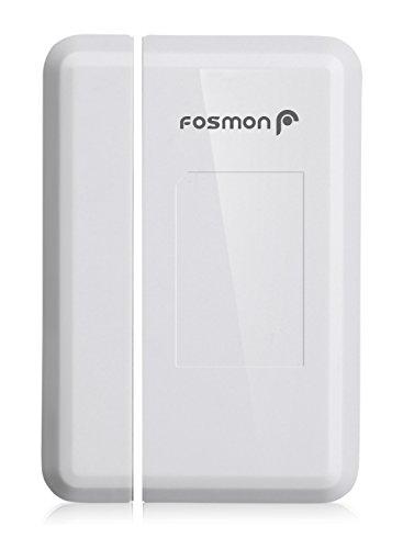 Fosmon Wavelink 51005hom Wireless Home Security Driveway Alarm