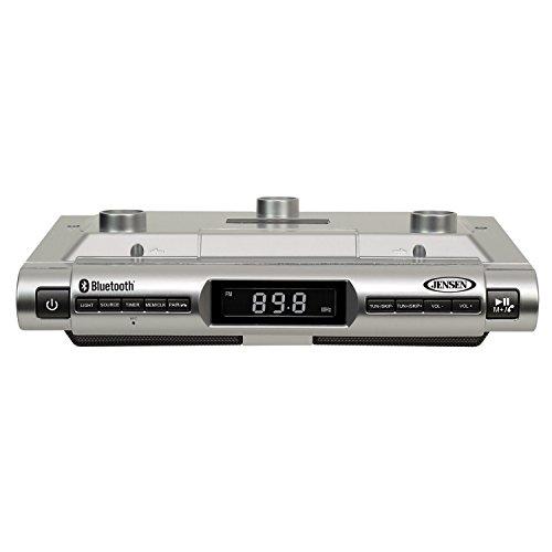Jensen Smps 628 Under Cabinet Universal Bluetooth Music