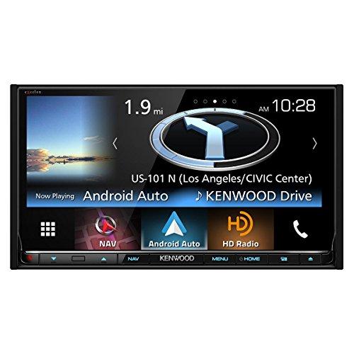 Kenwood DNX893S 6.95″ eXcelon Double-DIN AV Navigation ... on