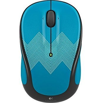 Red – Logitech Wireless Mouse M325 with Designed-For-Web