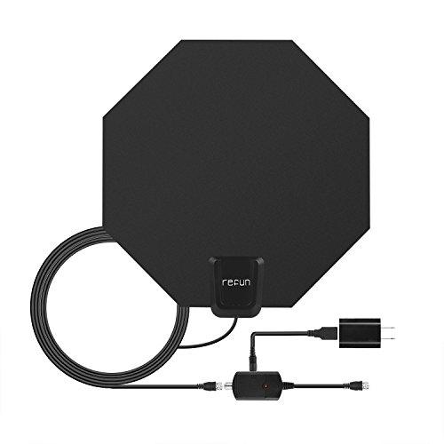 TV Antenna, Gipow Amplified HDTV Antenna 75 Mile Range with