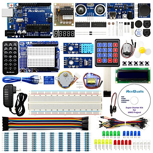 UNO Project Super Starter Kit for Arduino w/ UNO R3 Development