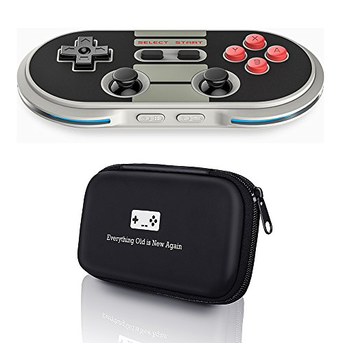 for iOS/Android/Mac/PC/Switch/SNES Classic – 8Bitdo N30 Pro