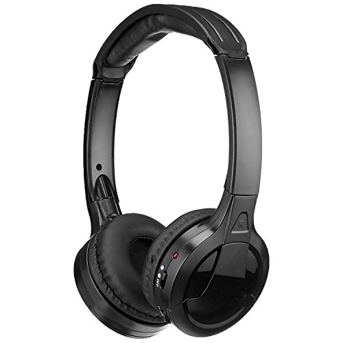 Headphones Wireless With Receiver Jelly Comb Black