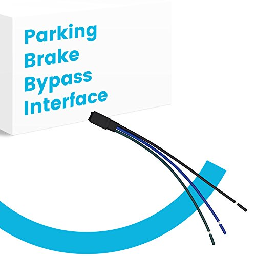 Pioneer Avh P3100dvd Parking Brake Bypass