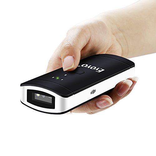 Eyoyo USB Wired & Bluetooth Wireless 2D QR Barcode Scanner