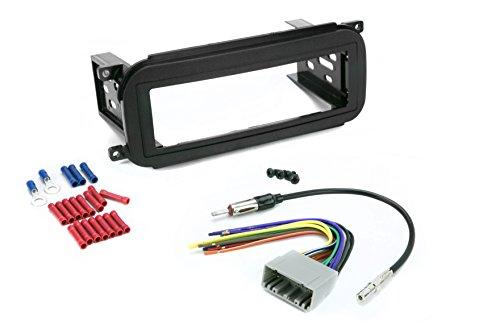 Single Din Car Stereo Reveiver With Bluetooth Car Audio Fm