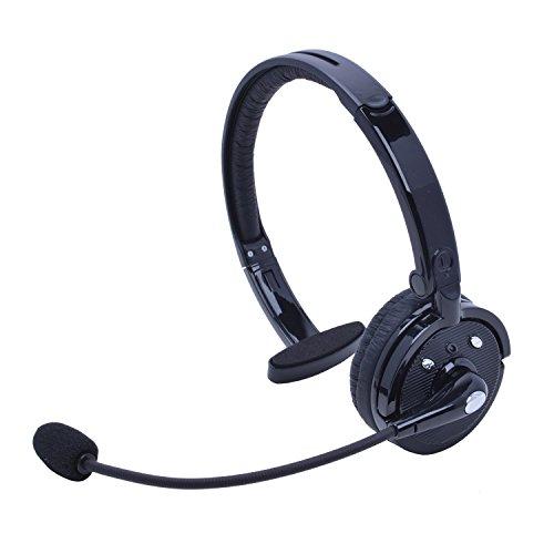 Truck Driver Bluetooth Headset Office Wireless headphones Mic Noise
