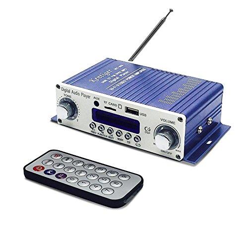 Mini Stereo USB Bluetooth Power Amplifier Tsumbay 2 1
