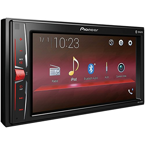 Pioneer AVH-210EX in-Dash 2-DIN 6 2″ Touchscreen DVD
