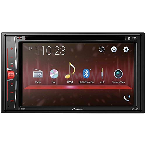 Pioneer AVH-210EX in-Dash 2-DIN 6.2″ Touchscreen DVD ... on stereo amp wiring, subwoofer wiring, kenwood stereo wiring, dvd player wiring,