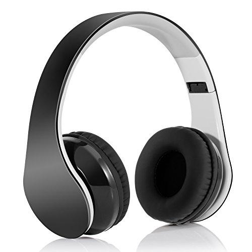Wireless TV Headphones Bluetooth Transmitter & Receiver Set