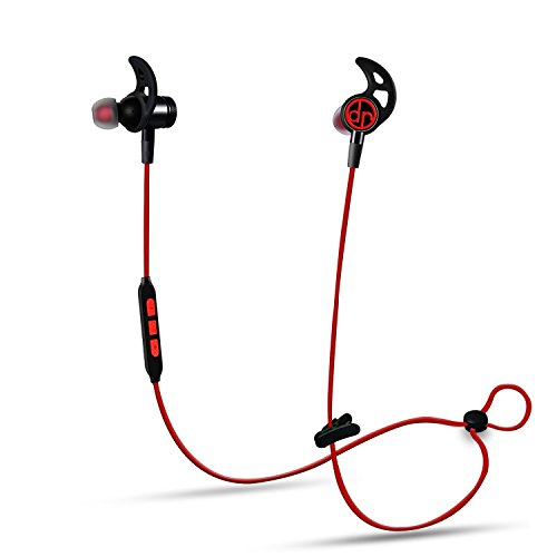 Earbuds with mic pink - neckband earbuds with microphone