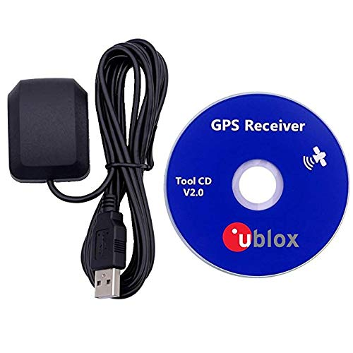 HiLetgo VK172 G-Mouse USB GPS/GLONASS USB GPS Receiver for